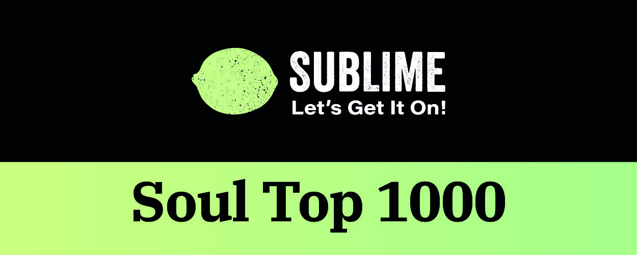 Sublime Soul Top 1000